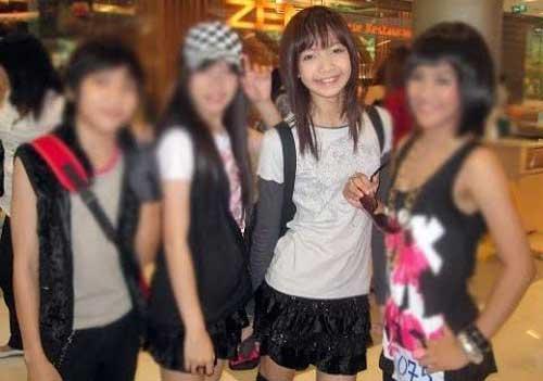 foto lisa blackpink saat pre debut